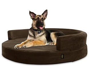 10 best dog bed for german shepherd in 2020 [ Reviews & Buying Tips ]